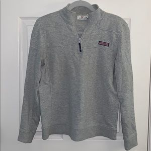 Vineyard Vines quarter zip sweatshirt